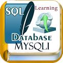 Learn MySQL and SQL Database Big Data icon