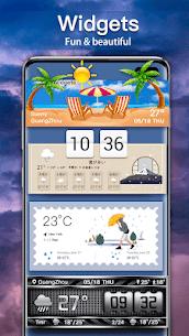 الطقس: توقعات الطقس الحية وعناصر الطقس 5