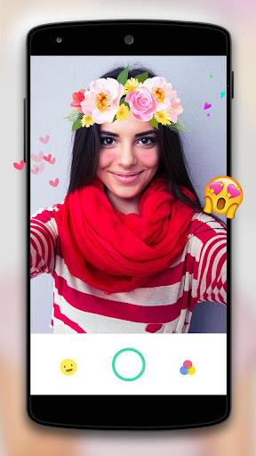Face Camera-Snappy Photo 1.6.2 screenshots 1
