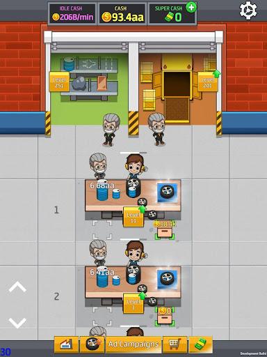 Idle Factory Tycoon 1.34.1 screenshots 18