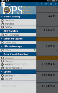 DPS FCU Mobile Banking- screenshot thumbnail