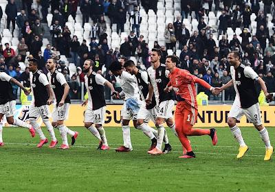 Juventus wint topper tegen Inter en doet zo goede zaak in het klassement