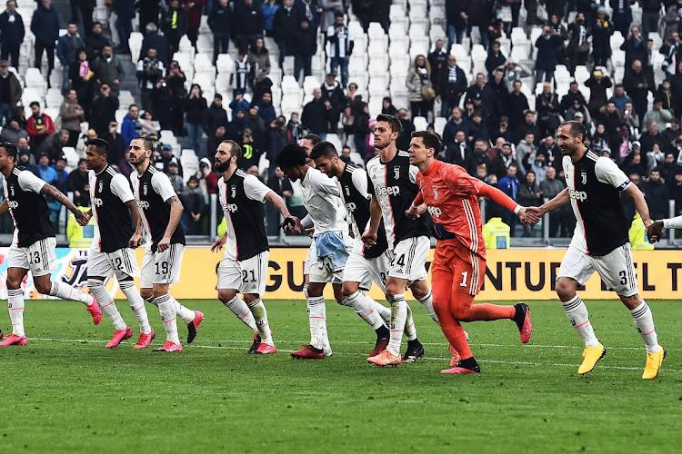 La baisse des salaires des joueurs de la Juventus permet une nette hausse à la Bourse de Milan