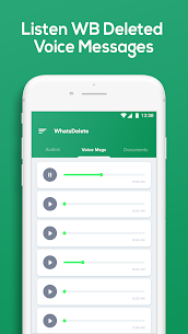 Download WhatsDelete: View Deleted Messages & Status Saver App For Android 4