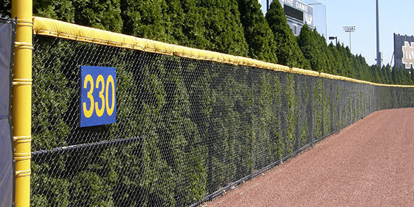 Chain Link Fence Top Pad