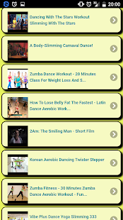 Slimming Dancing- screenshot thumbnail
