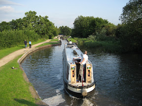 On the Stratford Canal