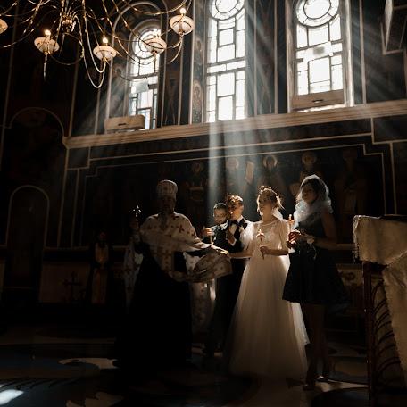 Fotógrafo de bodas Aurel Sheptikin (aurel90). Foto del 28.10.2017