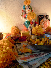 Photo: Our small Laxmi Puja in 2011. Merry Christmas to everyone in the world. 25th December updated -http://jp.asksiddhi.in/daily_detail.php?id=403