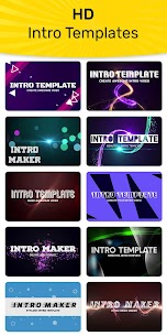 Intro Maker, Promo Video Maker, Ad Creator apk download 1