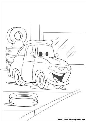 Desenho Carros
