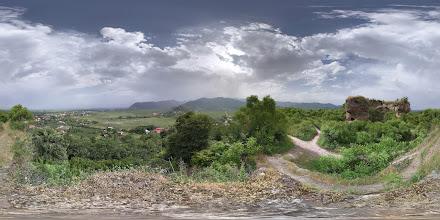 Photo: Salasel Castle, Lisar, Gilan قلعه صلاصل، لیسار، گیلان