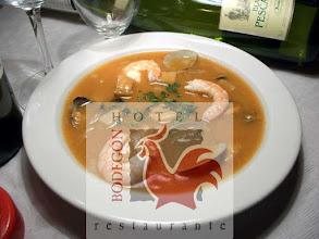Photo: Sopa de pescado