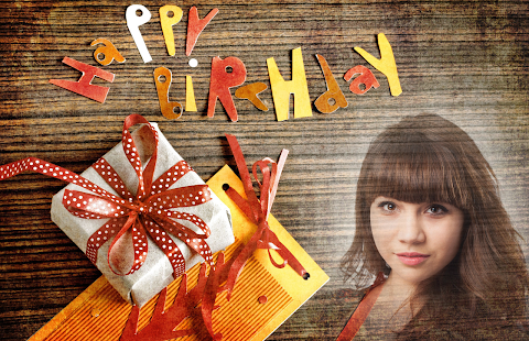 Birthday Photo Frames - náhled