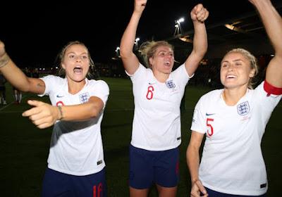 Mondial féminin: l'Angleterre remporte le derby britannique face à l'Ecosse
