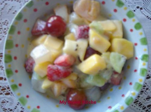 Miracle Fruit Bowl Recipe