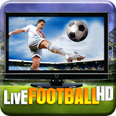 Live Football TV - Transmisión HD en directo