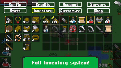 Rucoy Online - MMORPG - MMO 1.15.11 screenshots 7
