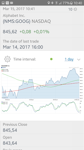 Stock Exchange screenshots 2