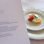 glorious beef dinner at Da Capo in Zurich, Switzerland in Zurich, Zurich, Switzerland