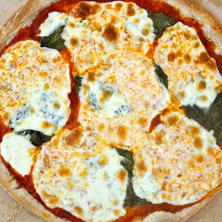 Easy Margarita Pizza