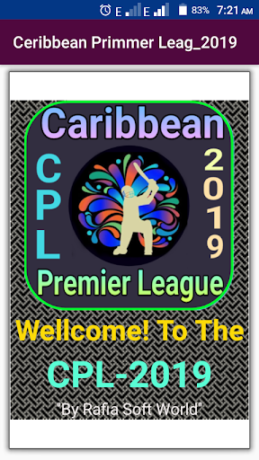 CPL T-20 Live-2019 1.3 screenshots 1