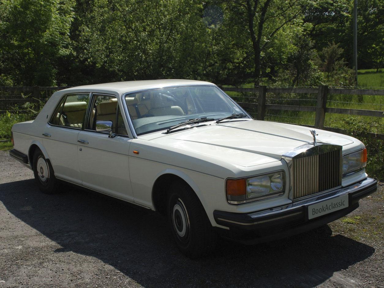 Rolls Royce Silver Spirit Hire Neath
