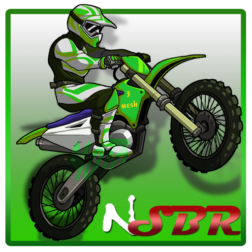 Ninja Stunt Bike Racing