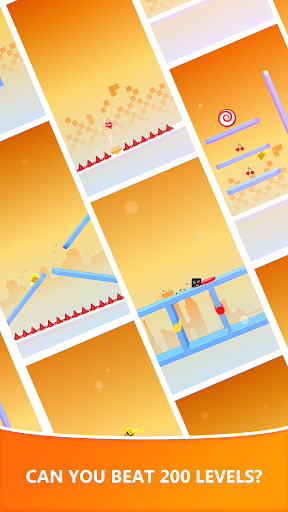 Jumpier 3D - Jelly Jumping Game modavailable screenshots 6
