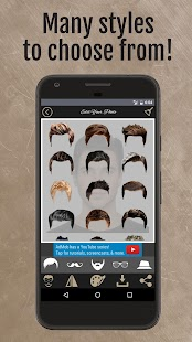 The Man Style – Add Beard/Hair- screenshot thumbnail