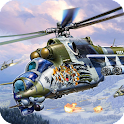 War Helicopter Live Wallpaper icon