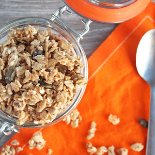 Seeded Granola.