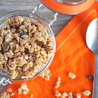 Seeded Granola Recipe