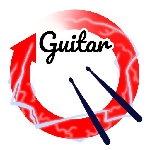 Drum Loops for Guitar Icon