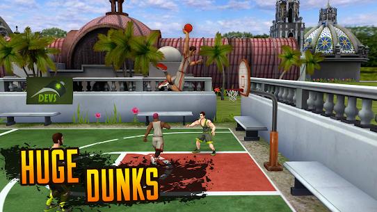 Jam League Basketball MOD Apk 1.3.9 (Unlimited Coins) 5