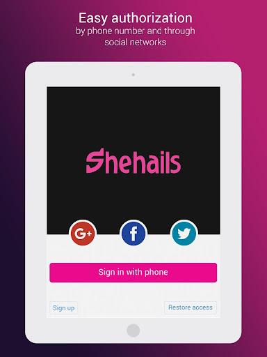 玩免費遊戲APP|下載Shehails Ride app不用錢|硬是要APP