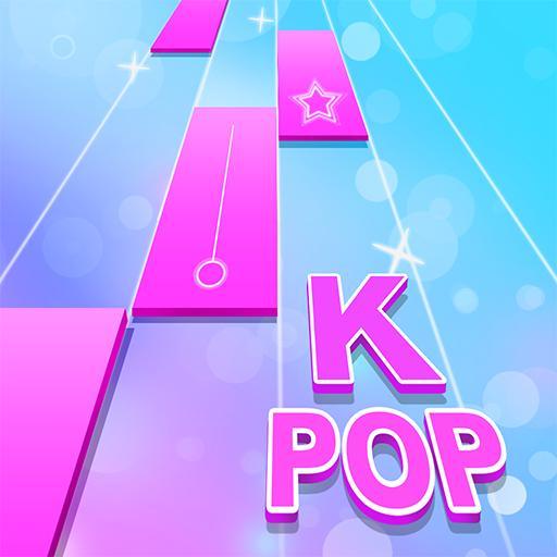 Kpop Piano Games: Music Color Tiles Icon