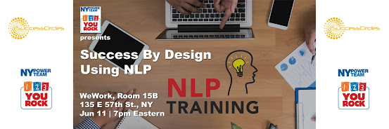 NYPT June - Discover NLP and How YOU Can Harness its Power