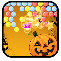 Bubble Shooter Halloween Games icon