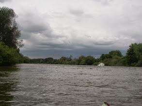 Photo: i znowu ruch na wodzie :)