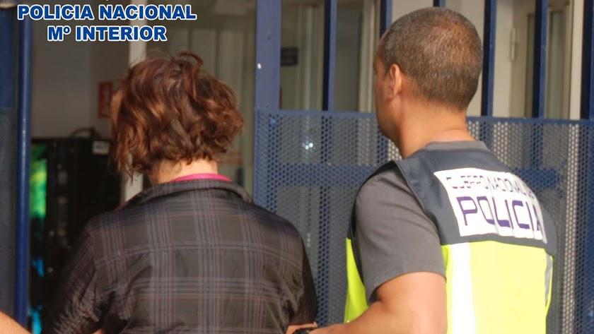 La nuera de la víctima de Carboneras ha sido arrestada por la Policía Nacional.
