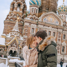 Wedding photographer Irina Kraynova (kraynova13). Photo of 29.03.2018
