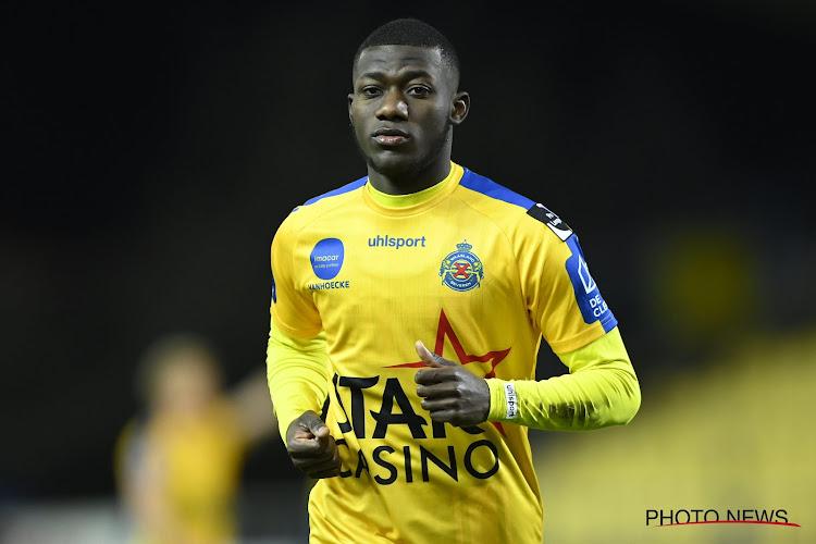 Le retour d'Aboubakary Koita pour le match de l'année des Waaslandiens?