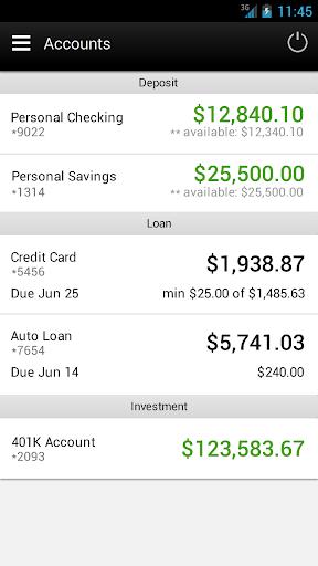 PriorityOne Mobile Banking