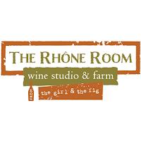 The Rhône Room, Wine Studio & Farm logo