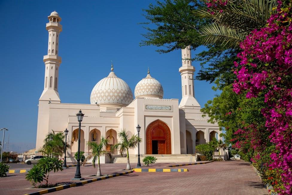 Oman, meczet, Sur