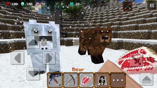 Winter Craft 3: Mine Build screenshot 1