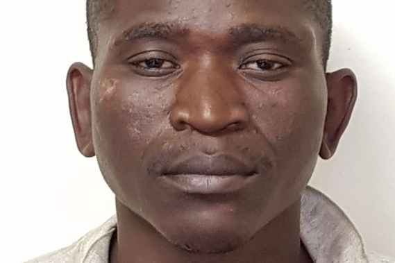 The suspect, Petrus Moyo was believed to have fled on Monday night.