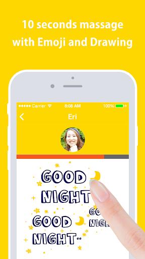 Tap Stamp -Emoji Drawing SNS