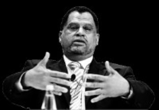 FOR BRIEFING: LOC chief executive Danny Jordaan. Pic. Lefty Shivambu. 27/11/2007. © Gallo Images